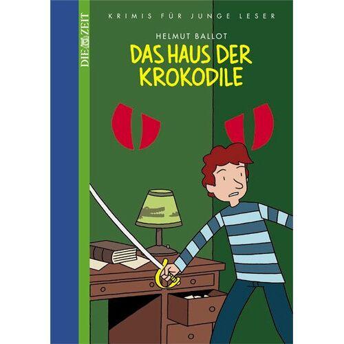 Helmut Ballot - Das Haus der Krokodile - Preis vom 03.05.2021 04:57:00 h
