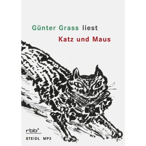 Günter Grass - Günter Grass liest Katz und Maus - Preis vom 21.10.2020 04:49:09 h