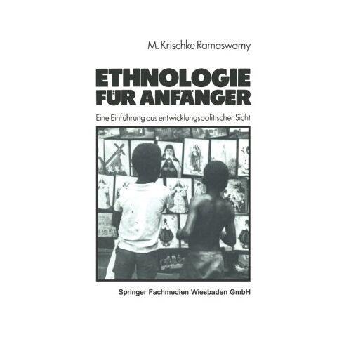 M. Ramaswamy - Ethnologie für Anfänger - Preis vom 19.10.2020 04:51:53 h