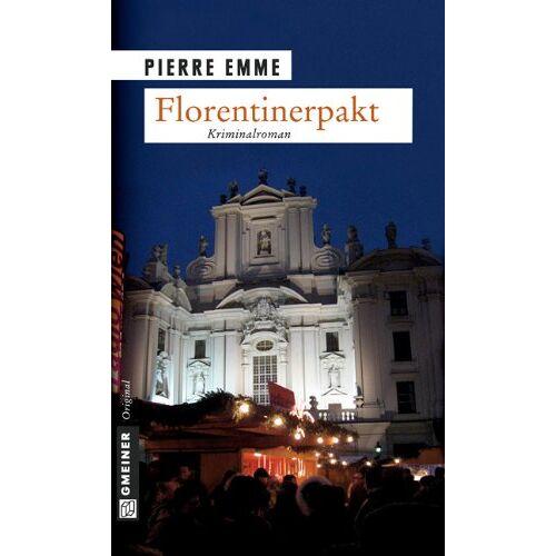 Pierre Emme - Florentinerpakt. Palinskis achter Fall - Preis vom 18.04.2021 04:52:10 h