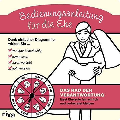- Bedienungsanleitung für die Ehe - Preis vom 12.04.2021 04:50:28 h