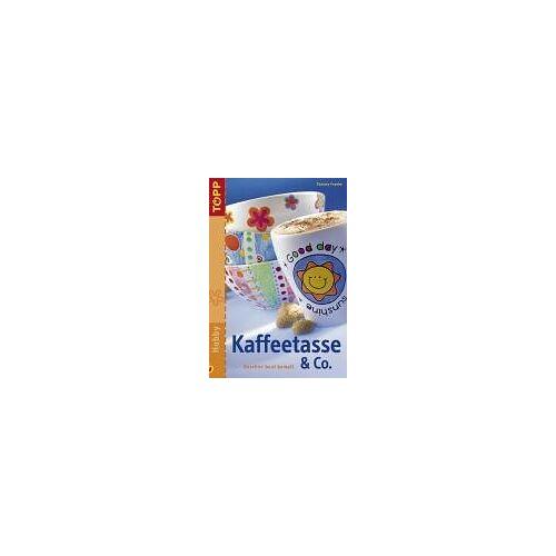 Franke Kaffeetasse & Co: Geschirr bunt bemalt - Preis vom 02.03.2021 06:01:48 h