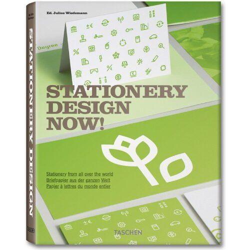 Julius Wiedemann - Stationery Design Now! - Preis vom 27.02.2021 06:04:24 h