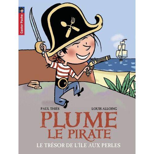 Paul Thiès - Plume le pirate, Tome 2 : Le trésor de l'île aux Perles - Preis vom 13.05.2021 04:51:36 h