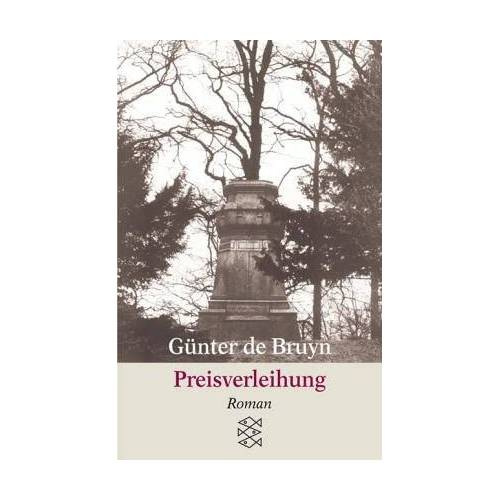 Bruyn, Günter de - Preisverleihung: Roman - Preis vom 15.05.2021 04:43:31 h
