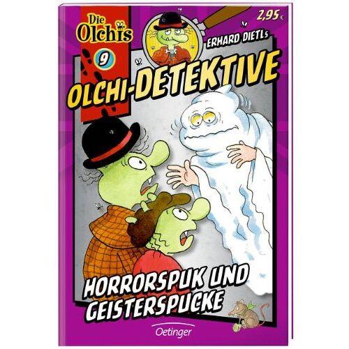 - Olchi-Detektive 9. Horrorspuk und Geisterspucke - Preis vom 13.05.2021 04:51:36 h