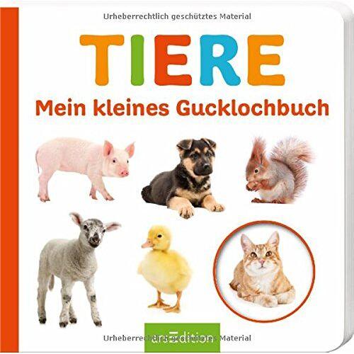 - Mein kleines Gucklochbuch: Tiere - Preis vom 11.05.2021 04:49:30 h