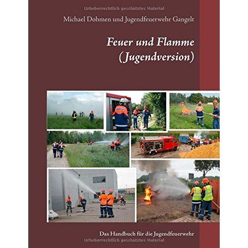 Michael Dohmen - Feuer und Flamme (Jugendversion): Das Handbuch für die Jugendfeuerwehr - Preis vom 20.10.2020 04:55:35 h