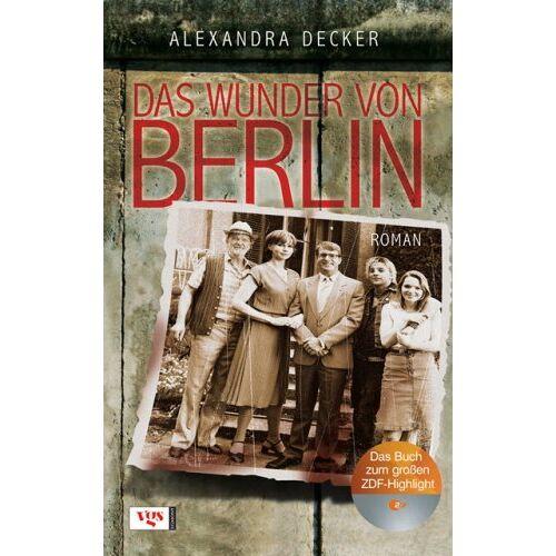 Andrea Decker - Das Wunder von Berlin: Roman - Preis vom 21.10.2020 04:49:09 h