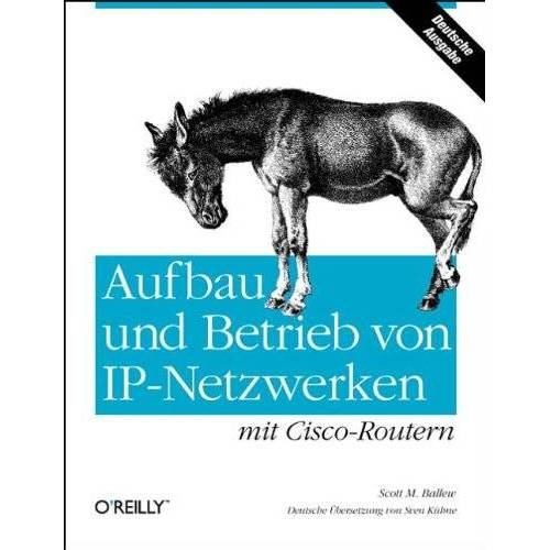 Scott Aufbau und Betrieb von IP- Netzwerken mit Cisco- Routern - Preis vom 06.09.2020 04:54:28 h