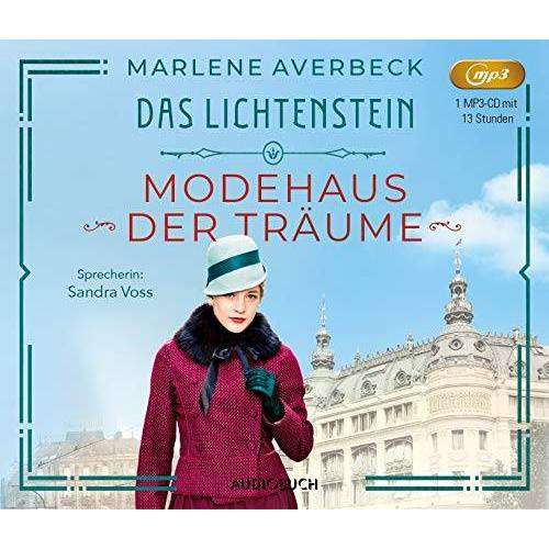 Marlene Averbeck (Autor) - Das Lichtenstein: Modehaus der Träume (Das Lichtenstein, Bd. 1, Lesung auf MP3-CD) - Preis vom 08.05.2021 04:52:27 h