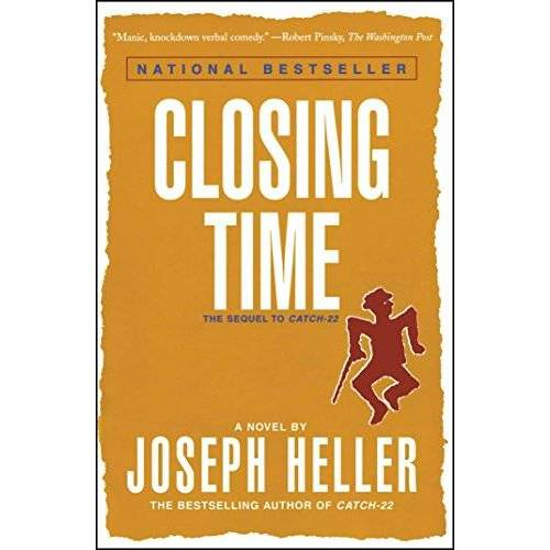 Joseph Heller - Closing Time: A Novel - Preis vom 27.02.2021 06:04:24 h