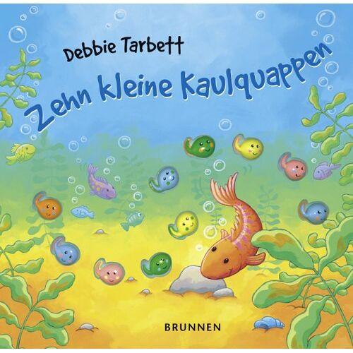 Debbie Tarbett - Zehn kleine Kaulquappen - Preis vom 27.02.2021 06:04:24 h