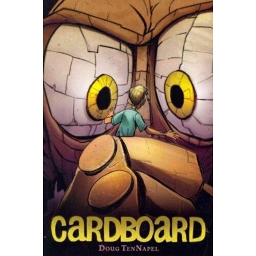 Doug Tennapel - Cardboard - Preis vom 11.05.2021 04:49:30 h