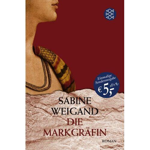 Sabine Weigand - Die Markgräfin. - Preis vom 22.02.2021 05:57:04 h