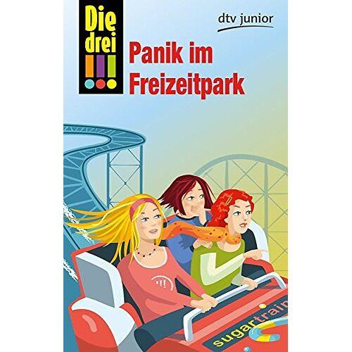 Mira Sol - Die drei !!! Panik im Freizeitpark - Preis vom 07.04.2021 04:49:18 h