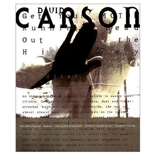 David Carson - David Carson, The end of print, Bd.1 - Preis vom 20.10.2020 04:55:35 h