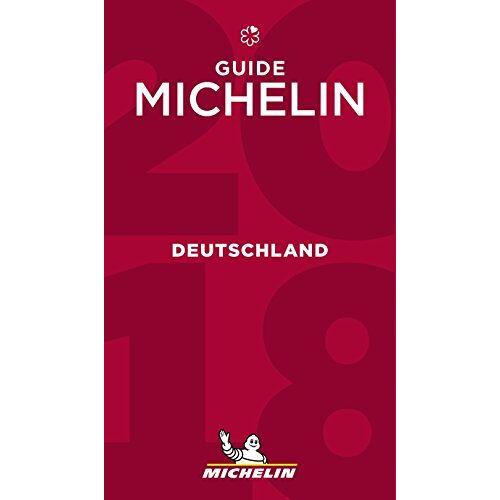 Michelin Deutschland 2018: Hotels & Restaurants (MICHELIN Hotelführer Deutschland) - Preis vom 29.11.2020 05:58:26 h