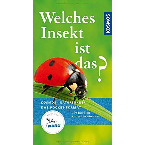 Heiko Bellmann - Welches Insekt ist das?: 170 Insekten einfach bestimmen - Preis vom 14.01.2021 05:56:14 h
