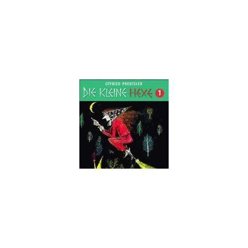 Otfried Preußler - Die kleine Hexe (Neuproduktion) - CD: Die kleine Hexe 1. Neuproduktion: FOLGE 1 - Preis vom 18.10.2020 04:52:00 h