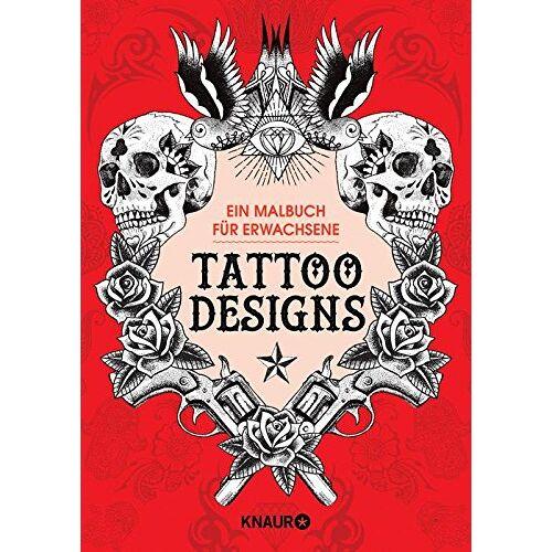 - Tattoo Designs: Ein Malbuch für Erwachsene - Preis vom 20.01.2020 06:03:46 h