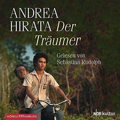 Andrea Hirata - Der Träumer: 5 CDs - Preis vom 19.10.2020 04:51:53 h