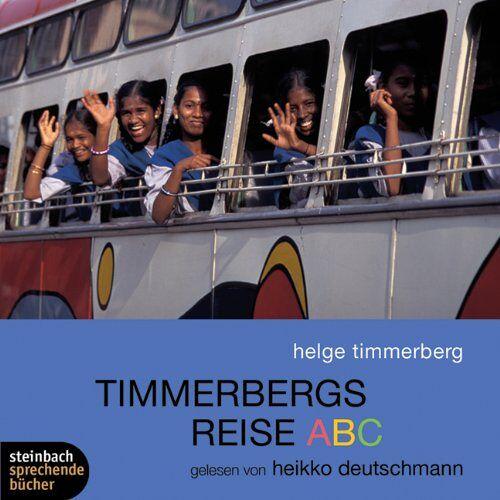 Helge Timmerberg - Timmerbergs Reise ABC. 2 CDs - Preis vom 03.12.2020 05:57:36 h