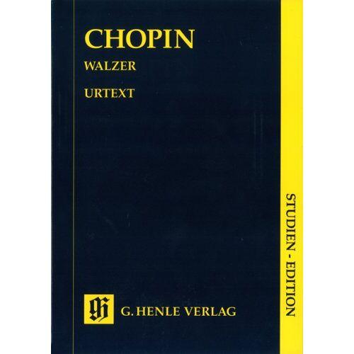 Frederic Chopin - Walzer. Klavier - Preis vom 17.04.2021 04:51:59 h