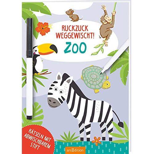 - Ruckzuck weggewischt! Zoo - Preis vom 16.01.2021 06:04:45 h