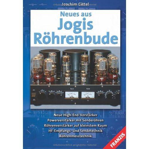 Joachim Gittel - Neues aus Jogis Röhrenbude - Preis vom 15.04.2021 04:51:42 h