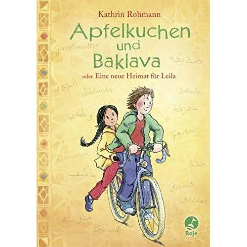 Kathrin Rohmann - Apfelkuchen und Baklava oder Eine neue Heimat für Leila - Preis vom 14.04.2021 04:53:30 h