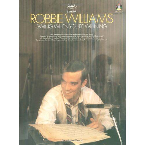 - Swing When You'Re Winning. Klavier, Begleitung: (Piano) (Piano Book & CD) - Preis vom 16.05.2021 04:43:40 h