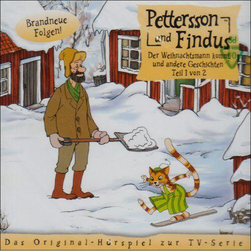 Harald Leipnitz - Pettersson & Findus - Der Weihnachtsmann und andere Geschichten, 1 Audio-CD - Preis vom 11.04.2021 04:47:53 h