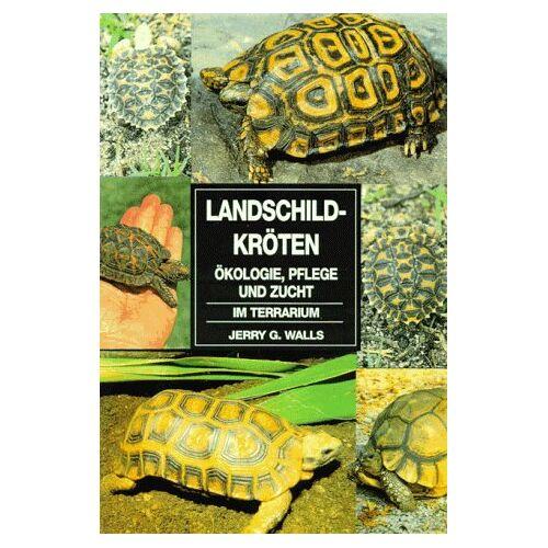 Walls, Jerry G. - Landschildkröten - Preis vom 05.09.2020 04:49:05 h
