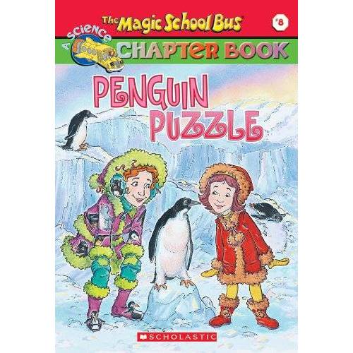 Joanna Cole - The Penguin Puzzle: Penguin Puzzle (Magic School Bus Science Chapter Books) - Preis vom 06.05.2021 04:54:26 h