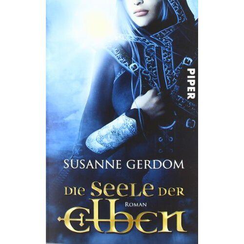 Susanne Gerdom - Die Seele der Elben: Roman (Elben 2) - Preis vom 25.01.2021 05:57:21 h