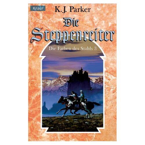 Parker Die Steppenreiter. Die Farben des Stahls 03. - Preis vom 16.05.2021 04:43:40 h