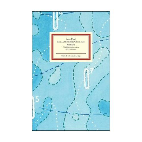 Jean Paul - Des Luftschiffers Giannozzo Seebuch (Insel Bücherei) - Preis vom 15.05.2021 04:43:31 h