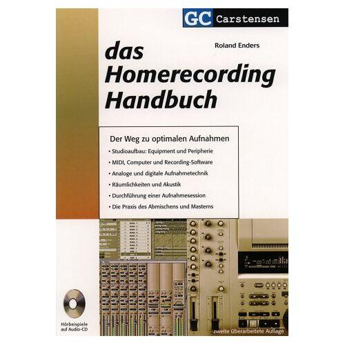 Roland Das Homerecording Handbuch - Preis vom 20.10.2020 04:55:35 h