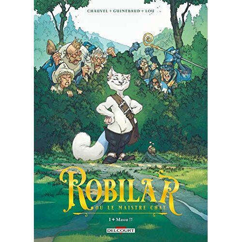 - Robilar ou le Maistre Chat T01: Maou !! (Robilar ou le Maistre Chat, 1) - Preis vom 07.05.2021 04:52:30 h