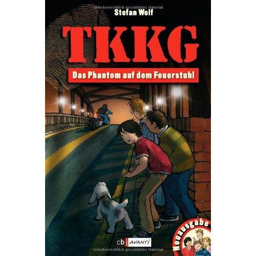 Stefan Wolf - TKKG - Das Phantom auf dem Feuerstuhl: Band 5 - Preis vom 21.10.2020 04:49:09 h