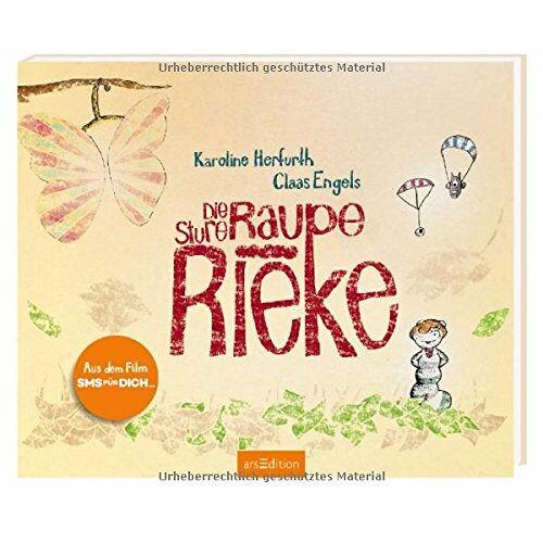Karoline Herfurth - Die sture Raupe Rieke - Preis vom 04.10.2020 04:46:22 h