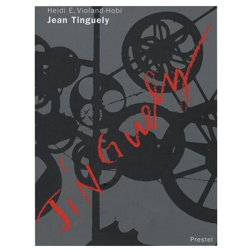Jean Tinguely - Jean Tinguely. Biographie und Werk - Preis vom 25.02.2021 06:08:03 h