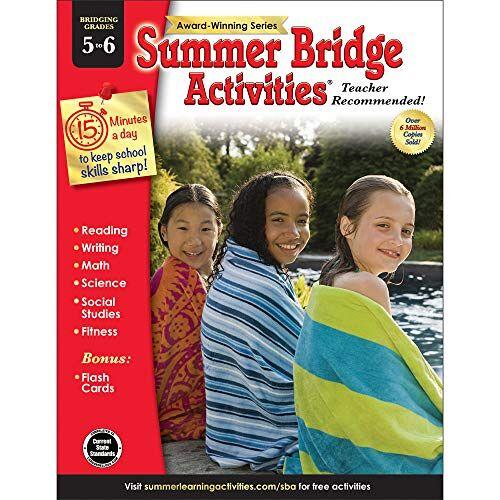 Summer Bridge Activities - Summer Bridge Activities(r), Grades 5 - 6 - Preis vom 03.05.2021 04:57:00 h