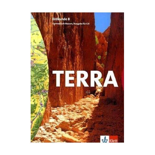Joachim Bierwirth - TERRA Erdkunde für Hessen - Ausgabe für Gymnasien: TERRA Medienverbund Kl. 8 / G8. Schülerbuch. Hessen - Preis vom 03.12.2020 05:57:36 h