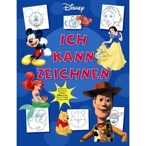 Disney - Ich kann zeichnen - Preis vom 31.03.2020 04:56:10 h