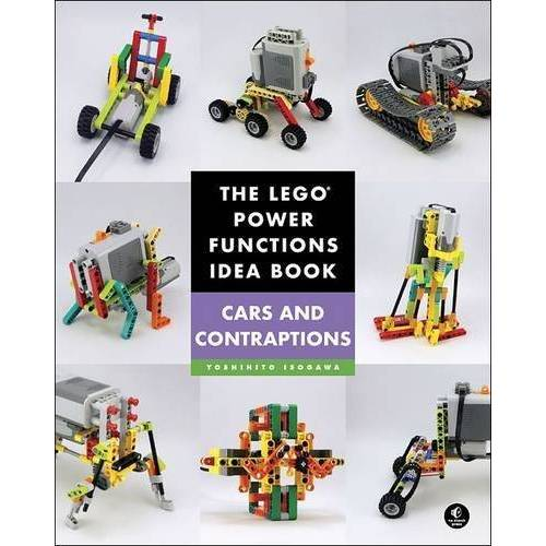 Yoshihito Isogawa - The LEGO® Power Functions Idea Book, Vol. 2: Cars and Contraptions (Lego Power Functions Idea Bk 2) - Preis vom 27.02.2020 05:58:25 h