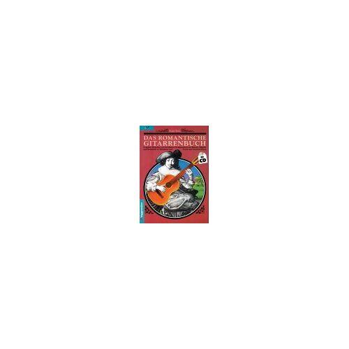 Rodger Ryder - Das romantische Gitarrenbuch - Preis vom 19.10.2020 04:51:53 h