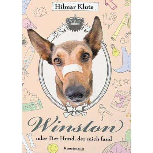 Hilmar Klute - Winston oder Der Hund, der mich fand - Preis vom 14.04.2021 04:53:30 h