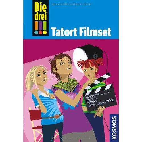 Henriette Wich - Die drei !!!. Tatort Filmset - Preis vom 15.01.2021 06:07:28 h